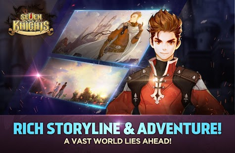 Seven Knights- screenshot thumbnail