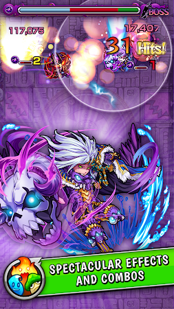 Monster Strike 5.0.2 screenshot 166652