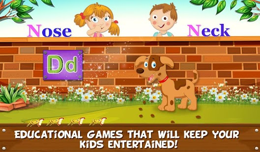 Learning Sight Words Game- screenshot thumbnail