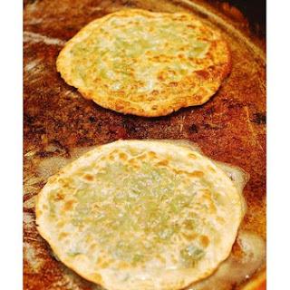 Leek Pancakes
