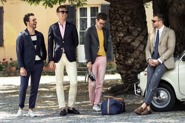 Mẹo chọn đồ và giày da nam cho những chàng trai nhỏ người