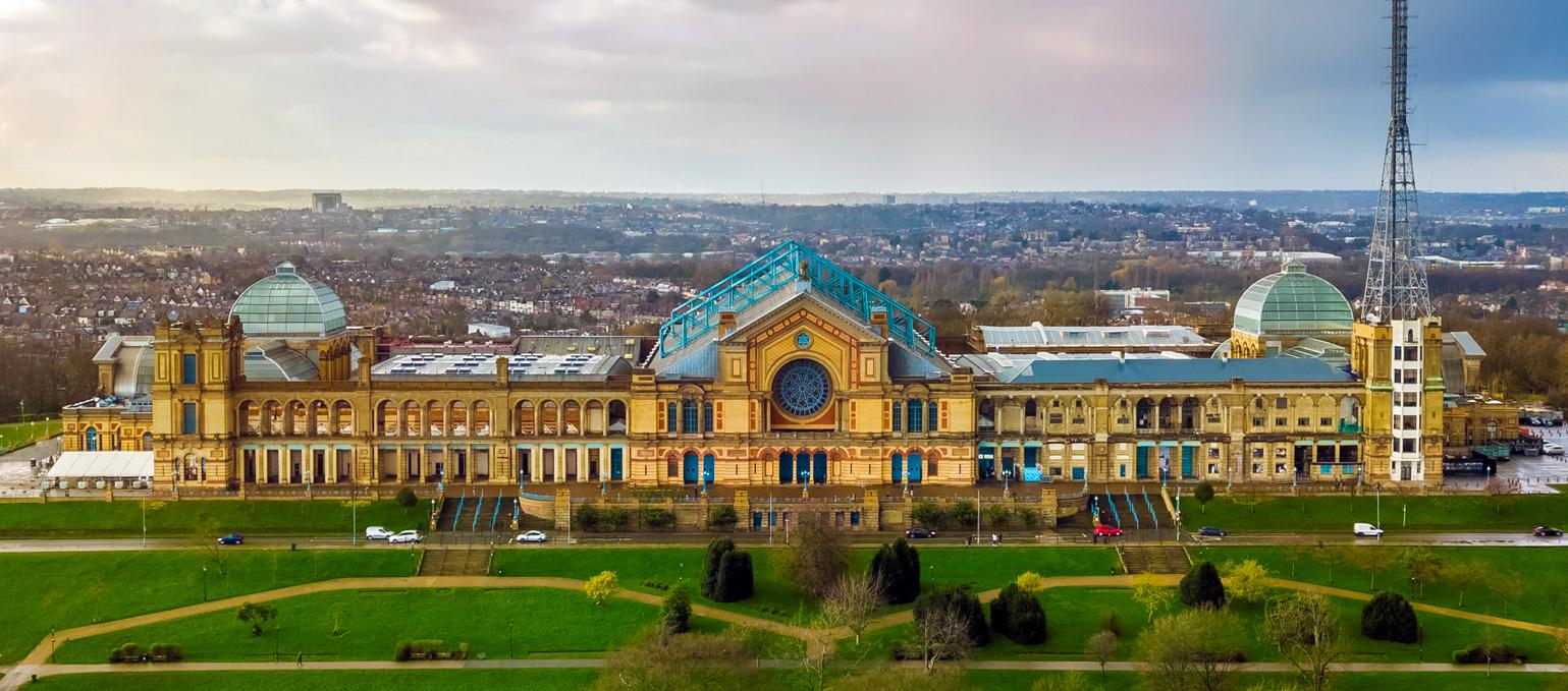 Harringay - Alexandra Palace