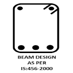 Beam Design (IS:456-2000) icon