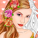 Paint By Number - Coloring Book Free & Color Art icon