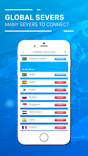 Free VPN Download – Unlimited Fast Secure Hotspot App Download For Android 2