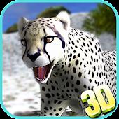 Life of Wild Snow Leopard 3D