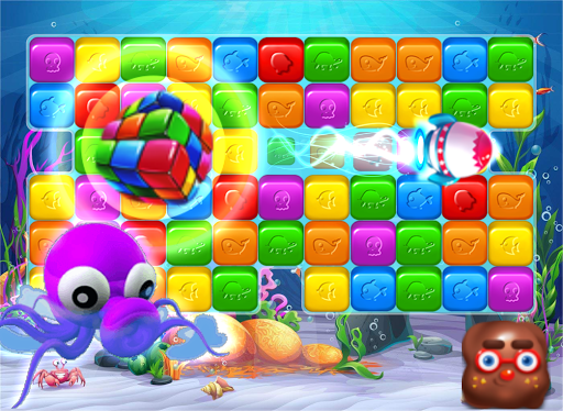Mermaid Cube Blast 1.0.2 screenshots 2