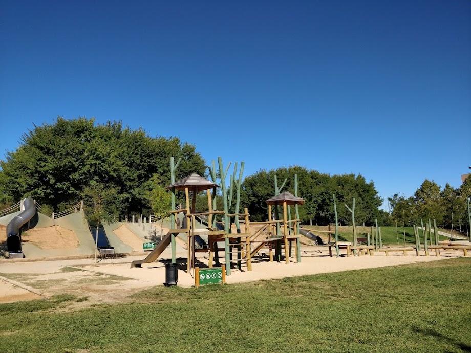 Foto Parque del Turó de Can Mates 13