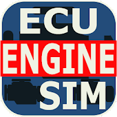ECU Engine Sim