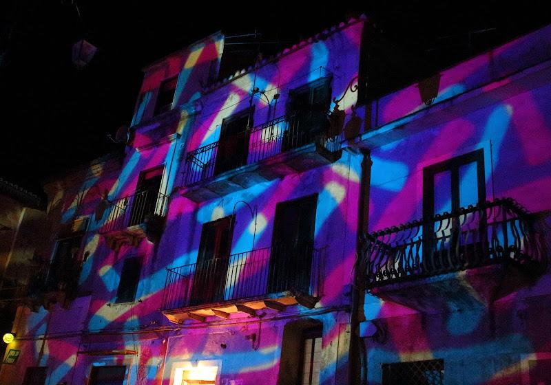colors in the night di ottavioart
