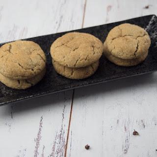 Chai Spice Sugar Cookies.