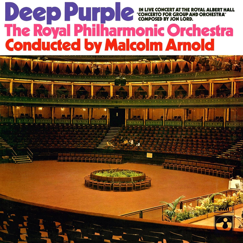 Deep Purple, Jon Lord, Malcolm Arnold