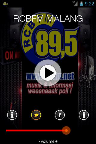 RCBFM Malang
