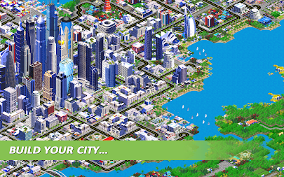 Designer City: building game APK screenshot thumbnail 17