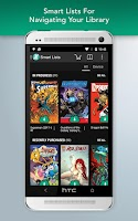 Screenshot of Comics