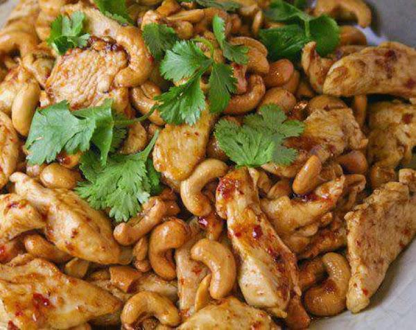 Crockpot Cashew Chicken Recipe
