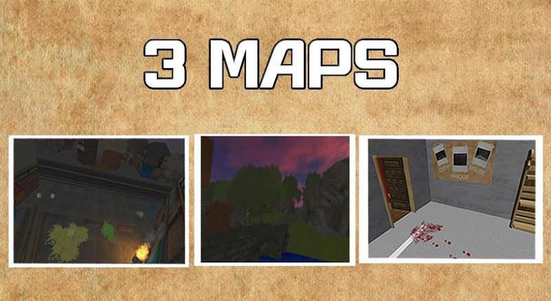 Скриншот Lonewolf - Zombie FPS 3D