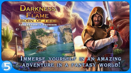 Image result for Darkness and Flame APK