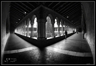 Photo: Cloister Toulouse   This is my contribution to #sacredsunday curated by +Charles Lupica and +Manfred Berndtgen  #fineart #critiquepls #plusphotoextract curated by +Jarek Klimek #fineartpls