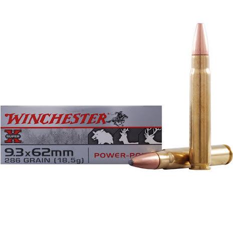 Winchester 9,3x62 286gr Super X