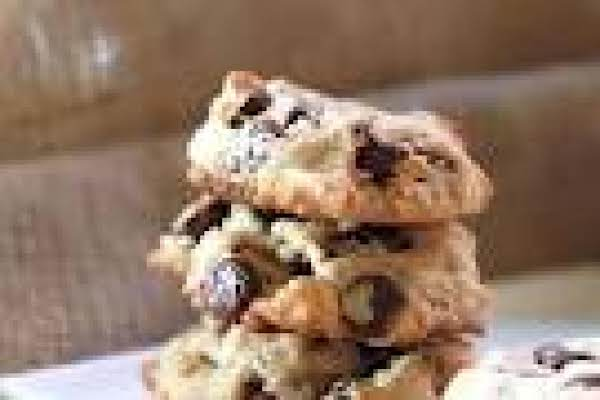 Cream Cheese Chocolate Chip Cookies Recipe