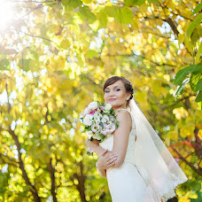 Wedding photographer Olga Dvornik (LuchikOlga). Photo of 12.11.2014
