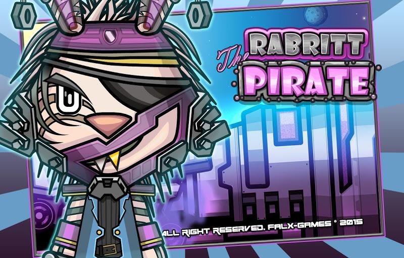 Скриншот Rabbit The Pirate