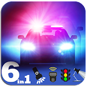 ★ Ultimate Police Car Lighting