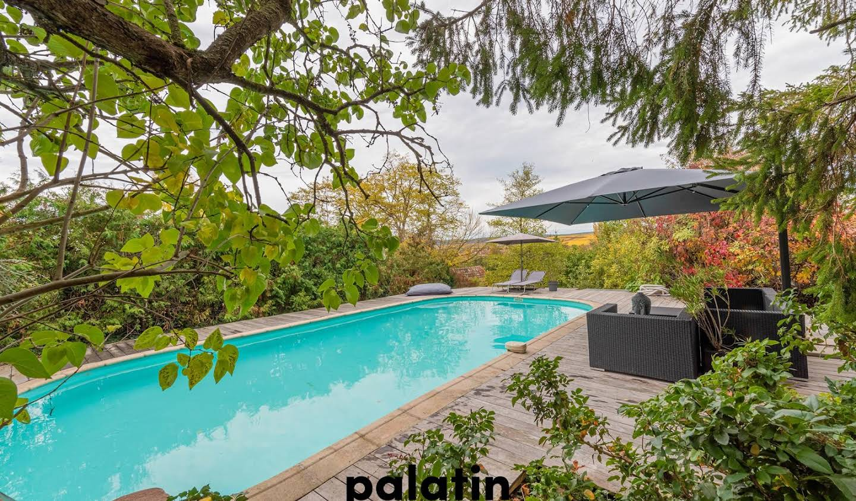 Maison avec piscine et terrasse Molsheim