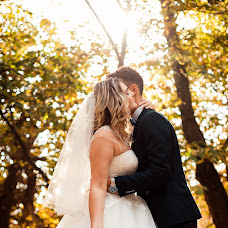 Wedding photographer Gennadiy Rasskazov (dejavu). Photo of 20.10.2018
