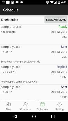 SA Group Text Lite - screenshot