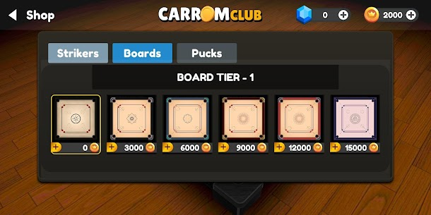 Carrom Club 3D FREE ( CARROM BOARD GAME ) App Latest Version  Download For Android 7