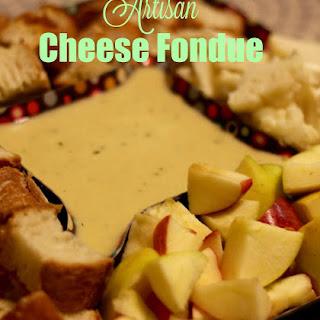 Artisan Cheese Fondue