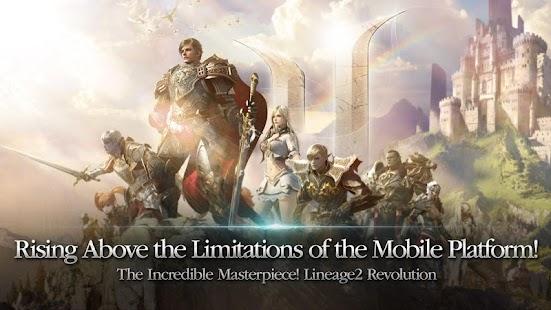 Lineage2 Revolution- screenshot thumbnail