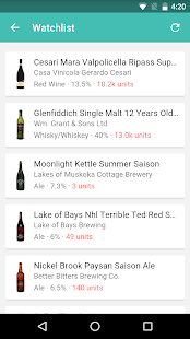 Elsie: Your LCBO Guide- screenshot thumbnail