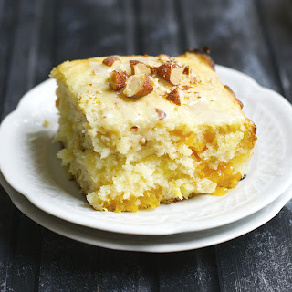 Citrus Vanilla Coffee Cake