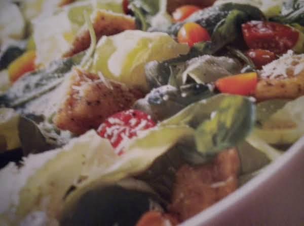 Zesty Ravioli Salad