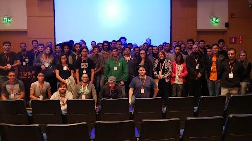Álbum de fotos do 43º encontro do Guru-SP + Elug-SP na IBM