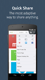 Firefox Beta — Web Browser Screenshot 4