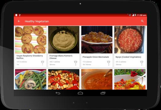 Healthy Recipes  screenshots 9