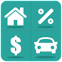 Loan Calculator  Interest Rate icon