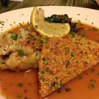 Vegan Calamari Style Tofu Steaks