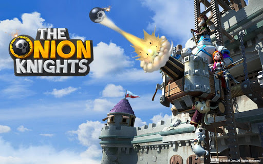 The Onion Knights screenshot 05