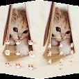 Lovely Cat Theme – AppLock