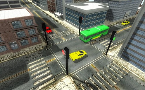 12 City Bus Simulator App screenshot