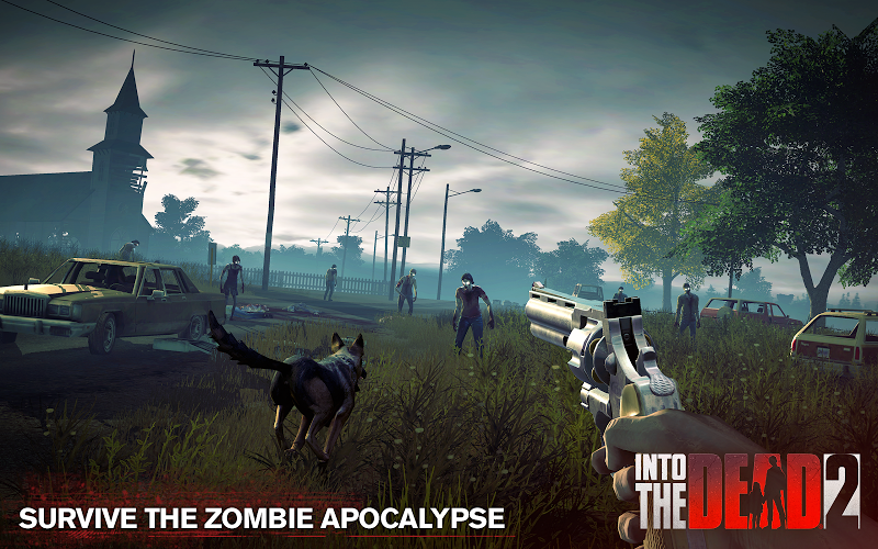Into the Dead 2: Zombie Survival Screenshot 7