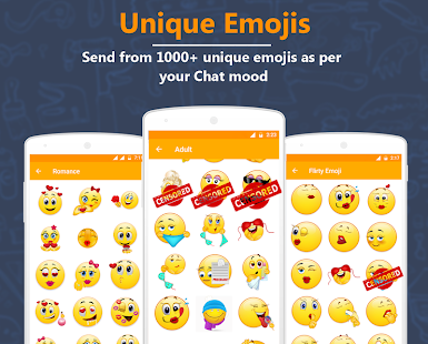 Romantic Stickers & Adult - dirty emojis