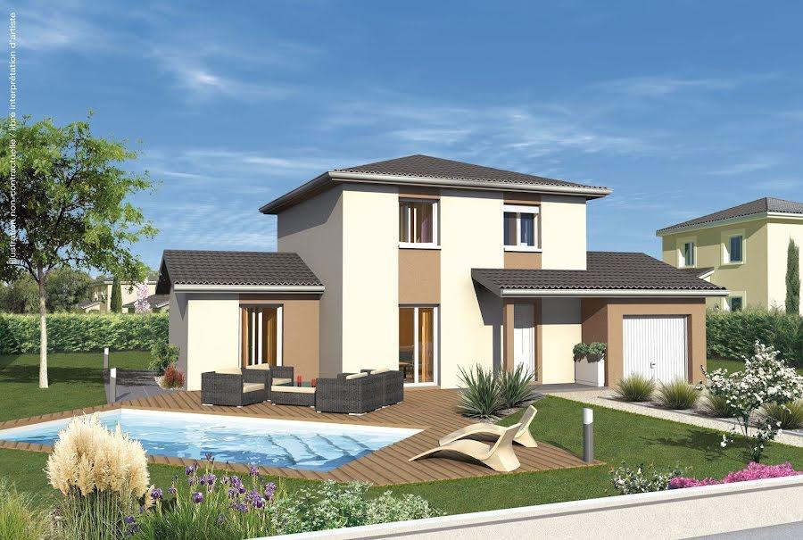 Vente maison 4 pièces 97 m² à Saint-Denis-de-Cabanne (42750), 157 000 €