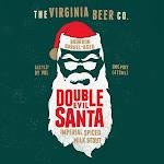 Virginia Beer Co. Double Evil Santa (2020)