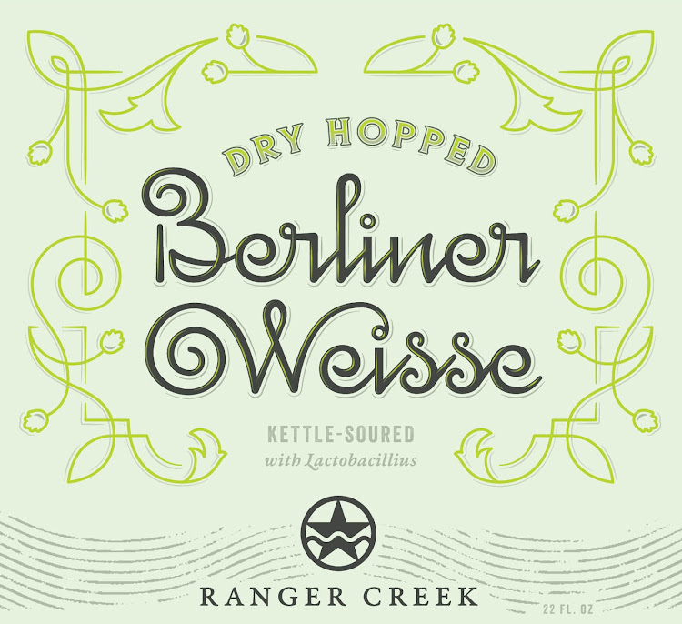 Logo of Ranger Creek Dry Hopped Berliner Weisse